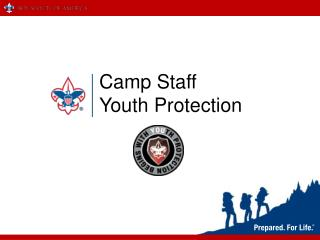 Camp Staff  Youth Protection