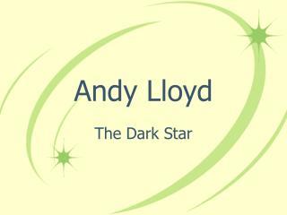 Andy Lloyd