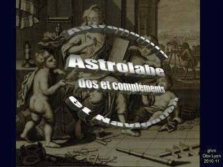 Astronomie      et Navigation