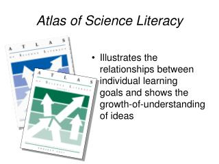 Atlas of Science Literacy