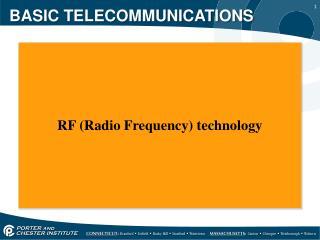 BASIC TELECOMMUNICATIONS