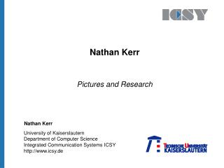 Nathan Kerr