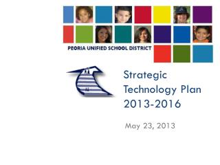 Strategic Technology Plan 2013-2016