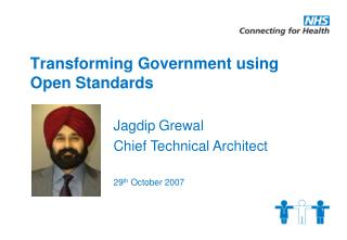 Transforming Government using Open Standards