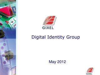 Digital  Identity  Group