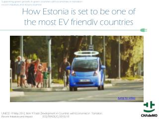 How Estonia is set to be one of the most EV friendly countries in Europe