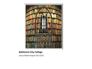 Baltimore City College