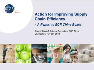 Action for Improving Supply Chain Efficiency