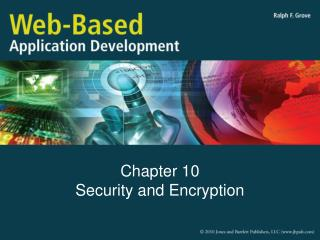Chapter 10 Security and Encryption