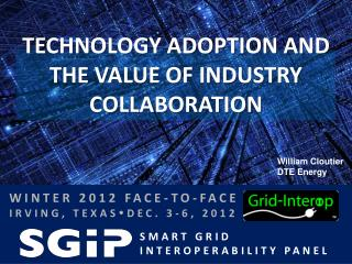 Technology adoption and the value of industry collaboration