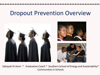 Dropout  Prevention Overview