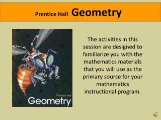 Prentice Hall Geometry