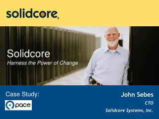 Solidcore Harness the Power of Change