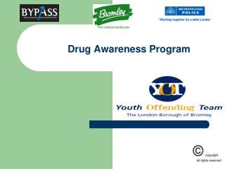 Drug Awareness Program