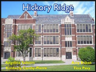 Hickory Ridge