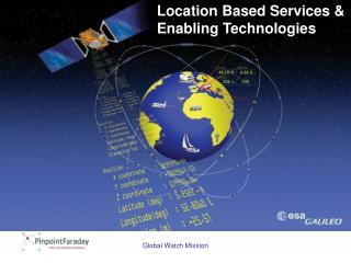 Location Based Services & Enabling Technologies