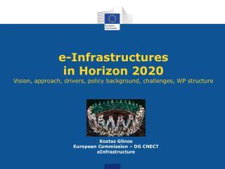 e-Infrastructures in  Horizon 2020
