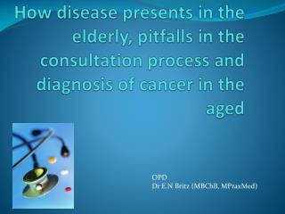 OPD Dr E.N Britz (MBChB, MPraxMed)