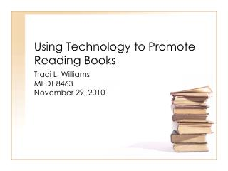 Using Technology to Promote Reading Books