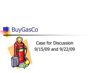BuyGasCo