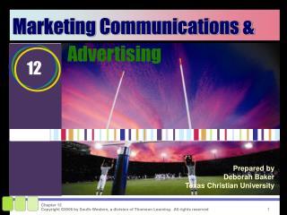 Marketing Communications &