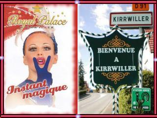 En pleine campagne alsacienne, le Royale Palace vous offre un voyage vers un monde magique