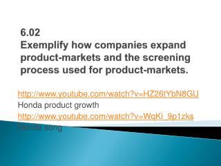 youtube/watch?v=HZ26tYbN8GU Honda product  growth