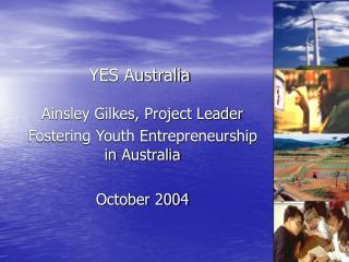 YES Australia