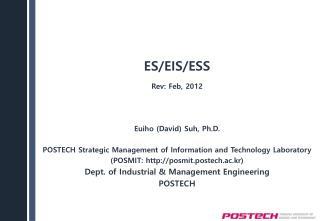 ES/EIS/ESS