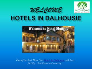 Luxury Hotels in Dalhousie
