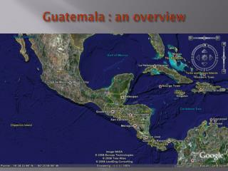 Guatemala : an overview