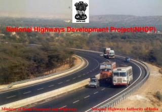 National Highways Development Project(NHDP)