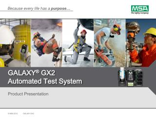 GALAXY ® GX2 Automated Test System