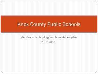 Knox County Public Schools