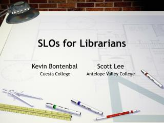 SLOs for Librarians