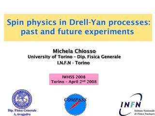 Spin physics in Drell-Yan processes: past and future experiments