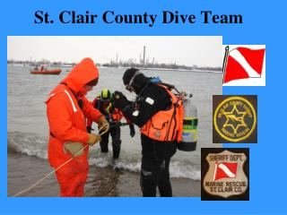 St. Clair County Dive Team