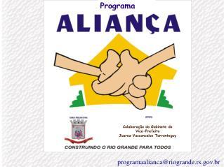 Colaboração do Gabinete do  Vice-Prefeito Juarez Vasconcelos Torronteguy