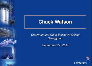 Chuck Watson