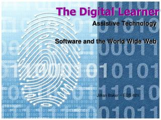 The Digital Learner