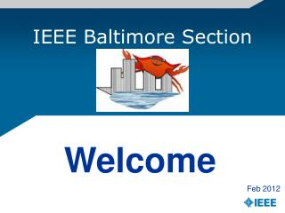 IEEE Baltimore Section