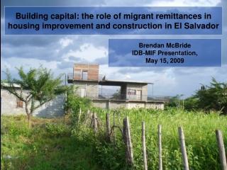 Migration  Community Building