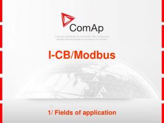I-CB/ Modbus