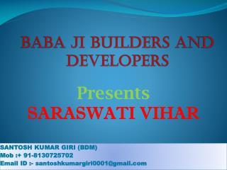 BABA JI BUILDERS AND DEVELOPERS