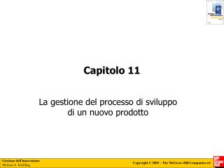 Capitolo 11