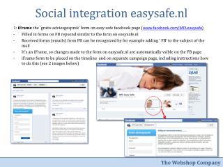 Social integration e asysafe.nl