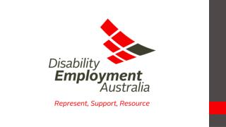 Disability Employment Australia