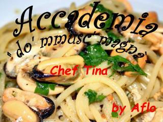 Chef Tina