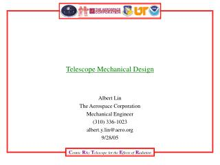 Telescope Mechanical Design