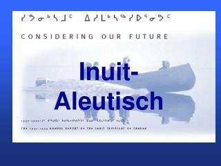 Inuit-Aleutisch